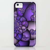 Perplexity Of Purple iPhone 5c Slim Case