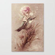 Sheer II Canvas Print