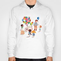 Balloon Stand Hoody