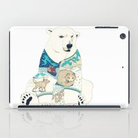Polar Bear iPad Case