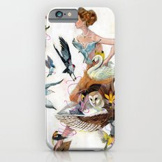 Lady of Spring Slim Case iPhone 6s
