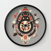 A New Wind Wall Clock