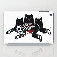 Cat Feast iPad Case