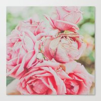 Sweet Lullaby Canvas Print