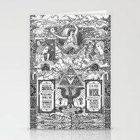 Legend of Zelda - The Three Goddesses of Hyrule Geek Line Artly Stationery Cards