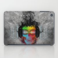 Rebel music iPad Case