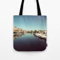 Auxerre Tote Bag