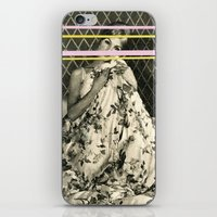 Bedroom Eyes iPhone & iPod Skin