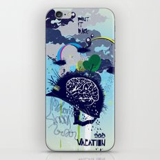 Brainvacation iPhone & iPod Skin