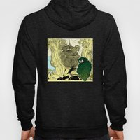 Leaf Owl & The Cuddling … Hoody