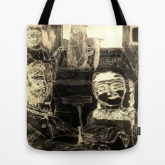 Of all The Places  Tote Bag