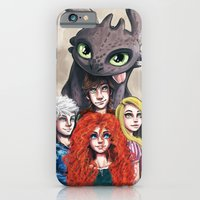 RISE OF THE BRAVE TANGLE… iPhone 6 Slim Case