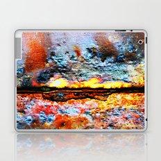 Something is Burning Laptop & iPad Skin