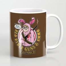 Red Ryder Guns & Ammo Mug
