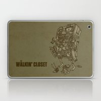 The Walkin' Closet Laptop & iPad Skin