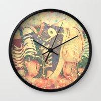 Converse2 Wall Clock