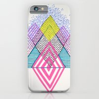 iPhone & iPod Case featuring IC,LD by KATE KOSEK
