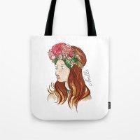 Ellie Rose Tote Bag