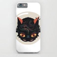 Devil cat iPhone 6 Slim Case