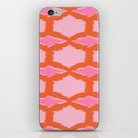 Ikat Diamond iPhone & iPod Skin