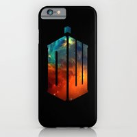 iPhone & iPod Case featuring Doctor Who III by Rain Carnival
