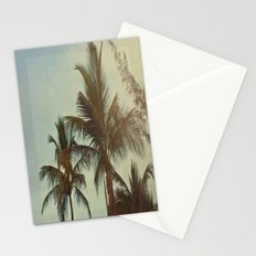 Florida Palm Trees Stationery Cards