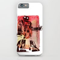 iPhone & iPod Case featuring Child of Tomorrow by David Finley