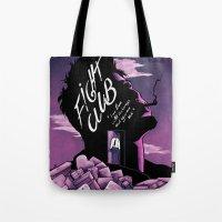 FightClub Tote Bag