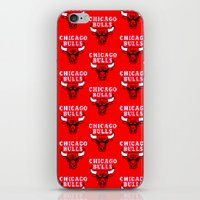 Bulls Bulls Bulls iPhone & iPod Skin