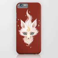 White Fox iPhone 6 Slim Case