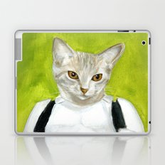 Poopy the Kitty Storm Trooper  Laptop & iPad Skin