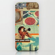 Retrica iPhone 6 Slim Case