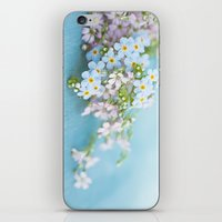 Unforgettable Prettiness iPhone & iPod Skin