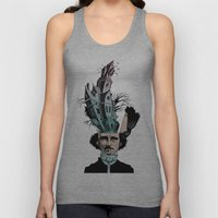 The House of Usher Unisex Tank Top