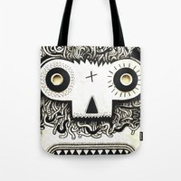 Wormface 2 Tote Bag
