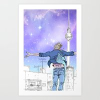 Until The Daylight - Ber… Art Print