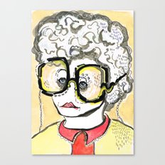 Get Yourself A Poodle Canvas Print