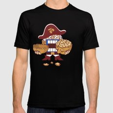 nutcracker Mens Fitted Tee Black SMALL
