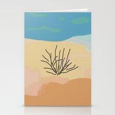 Desert Day Stationery Cards