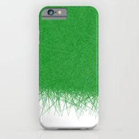 iPhone & iPod Case featuring Greener Grass by clickybird - Belinda Gillies