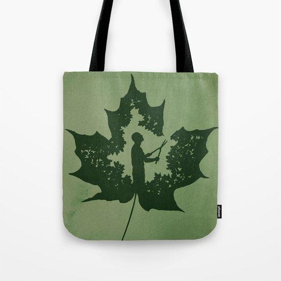 A New Leaf Tote Bag