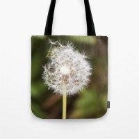 A weed. Tote Bag