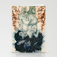 The Forest Folk Stationery Cards
