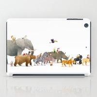 Wild Adventure iPad Case