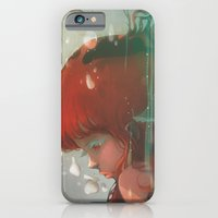 iPhone & iPod Case featuring Le lac by Ludovic Jacqz
