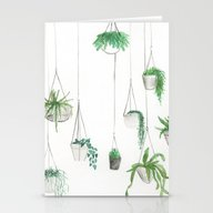 Urban Greenery: Part 1 Stationery Cards