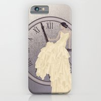 iPhone & iPod Case featuring Time's Passing by Daniella Gallistl