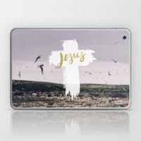 JESUS | EASTER | CROSS Laptop & iPad Skin