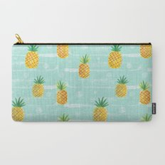 Pineapple Dots  Carry-All Pouch