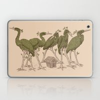 Bird Forest Laptop & iPad Skin